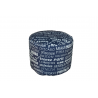 POUF TONDO BIG CITY BLU